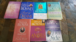 Sylvia Browne books