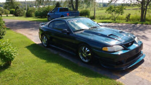 1996 Ford Mustang Autre