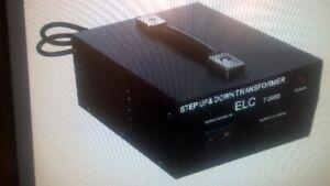 2000-Watt Voltage Converter Transformer - 110V/220V