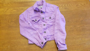 Girl's Denim type jacket