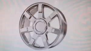 2007-2013 Cadillac Escalade 22inch Chrome rim new replica