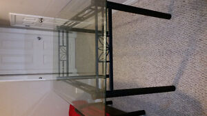 Glass top table for sale Kitchener / Waterloo Kitchener Area image 1