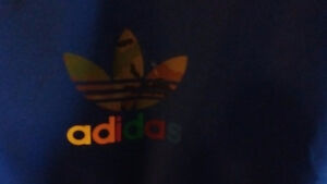 Adidas Colorado windbreaker !