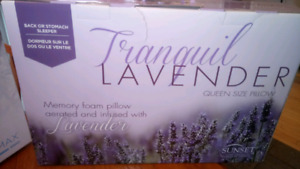 Tranquil Lavender Pillow