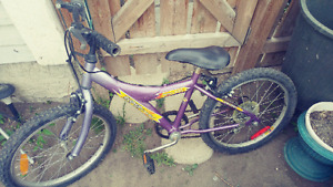 Kids super cycle-works great- outgrown
