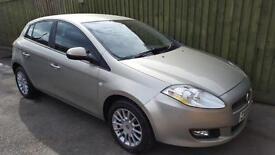 Fiat Bravo 1.6 Multijet Dynamic Eco. Diesel. Warranty. £30 Tax. High Spec. 6 spd