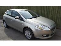 Fiat Bravo 1.6 Multijet Dynamic Eco. Diesel. Warranty. £30 Tax. High Spec. 6 spd