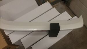 FACTORY PAINTED QX3 SPOILER FOR 2010-12 NISSAN ALTIMA SEDAN Kitchener / Waterloo Kitchener Area image 1
