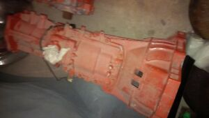 1992 Explorer 5 speed transmission and transfer case