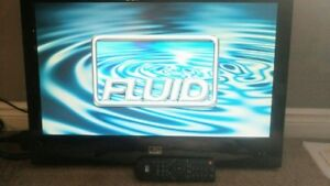 "FLUID HD 23"" TV"
