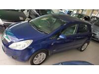 2008 VAUXHALL CORSA CLUB A-C CDTI Blue Manual Diesel