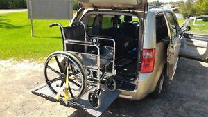 Dodge Grand Caravan Adapte