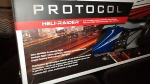 """BRAND NEW, $60 (or best offer) """"Heli-Raider"""" RC Helicopter!!! London Ontario image 1"""