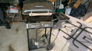 Gas Bbq unit. Master Chef brand. Almost new.