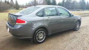 2011 Ford Focus(Low kms)