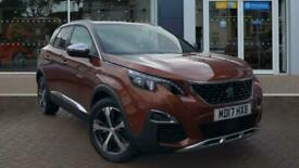 image for 2017 Peugeot 3008 SUV 2.0 BlueHDi GT EAT Auto 6Spd (s/s) 5dr SUV Diesel Automati