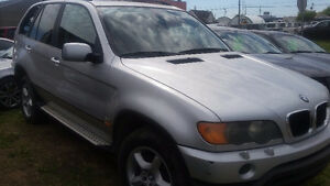 2003 BMW X5 SUV, Crossover
