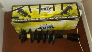 2008 Equinox complete 1 strut assembly only in a mth