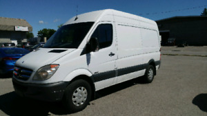 3x 2010 Mercedes Benz Sprinter 2500
