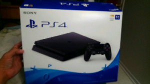 Sony Playstation 4 with 6 games & controller