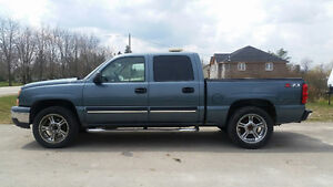 2007 Silverado 1500 Z71 off road package and Leather