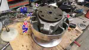 Primary clutch for 800 skidoo zx/rev