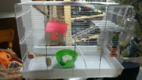 ****SMALL ANIMAL HAMSTER / MOUSE CAGE****