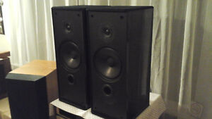 Angstrom 303 - Large Bookshelf Speakers