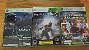360 dual packs and halo 4