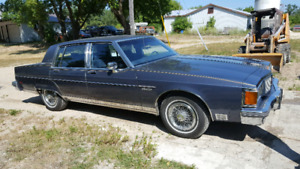 1984 olds 98 brougham
