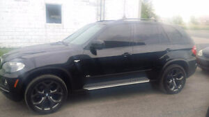 BMW X5  4.8i All BLACK