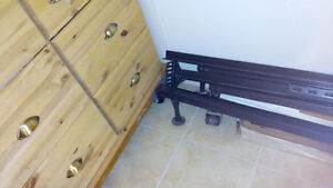 Metal Bed Frame for Queen, double or Twin or almost any size