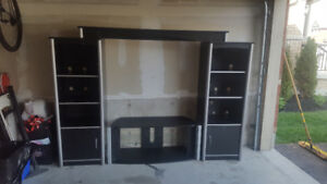 TV Stand and Entertainment Wall unit