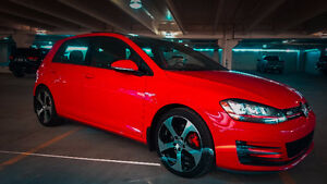 2015 Volkswagen GTI highline Hatchback