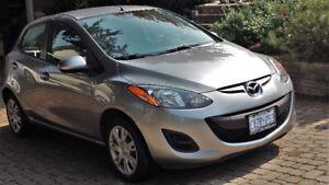 2013 Mazda2 GX Cruise Control Hatchback