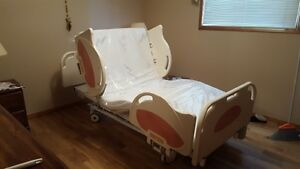 New Electric Hospital / Homecare Bed