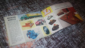 1969 MATCHBOX Lesney Collector's Catalog U.S.A. Edition West Island Greater Montréal image 5