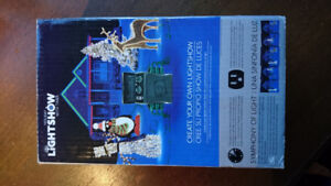 Christmas Lights Electric Timer for Light Show 6 Outlets 110 VAC