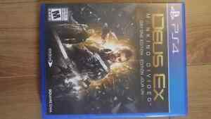 PS4 Deus Ex Mankind Divided - St. Thomas