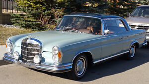 looking for mercedes 300 se coupe. (1964-71)