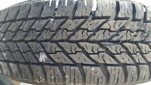 """(1)- Only-205/60/16"""" Goodyear Winter tire,Lots of tread"""