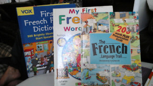 3 Great Introductory French Language Books