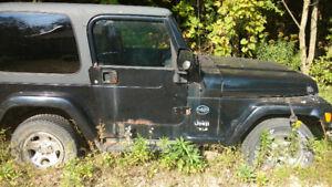 2000 Jeep TJ Other
