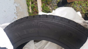 4 brand new tires! Switched vehicles they don't fit! St. John's Newfoundland image 1