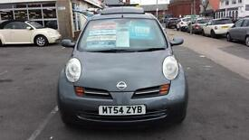 2004 NISSAN MICRA 1.2 SE Automatic 5 Door From GBP3,195 + Retail Package