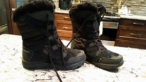Women's Size 8 Winter Boots - COLUMBIA ICE MAIDEN