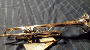 1952 York Feather Professional Trumpet