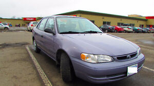 1998 Toyota Corolla VE Sedan