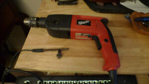 "Milwaukee 1/2"" Hammer Drill 5378-20 made in Germany ."