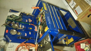 Blue point tool box for sale
